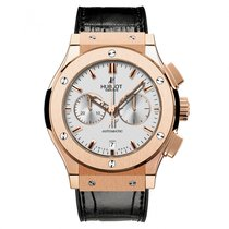 Hublot Classic Fusion  18k Rose Gold Mens WATCH 521.OX.2610.LR