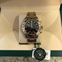 勞力士 (Rolex) 2017 Rolex Daytona Black 18kt Gold