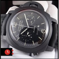 Panerai Luminor Chronograph Mono-pulsating GMT 8 days PAM 317...