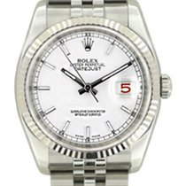 Rolex Datejust Ref. 116234 10/2009 art. Rz268