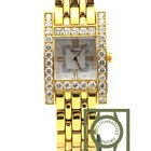 Chopard Your Hour Ladies watch yellow gold diamond set 106805 NEW