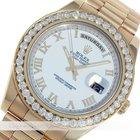 Rolex Day-Date II Gelbgold 218238