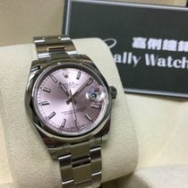 Rolex Cally - 178240 31mm Datejust Pink Stick Dial [NEW]