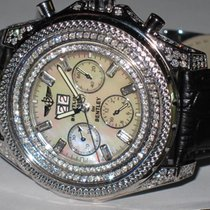 Breitling Bentley 6.75 Steel Automatic Diamonds