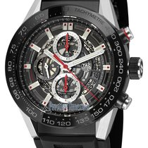 TAG Heuer Carrera Caliber Heuer 01 Skeleton 45mm car2a1z.ft6044
