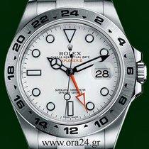 Ρολεξ (Rolex) Explorer II 42mm White Dial 216570 Box&Papers