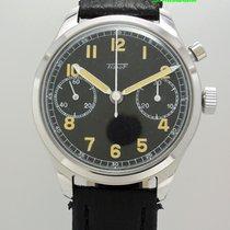 ティソ (Tissot) Monopusher Military Vintage Chronograph