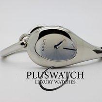 Gucci Woman Watch Horsebit White Dial Ref. 103505