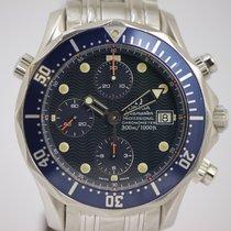 Omega Seamaster Professional Chronograph mit Box und Pap