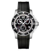 Longines HydroConquest Quartz Chronograph 41mm Mens Watch