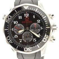 Omega Seamaster Olympics Edition Men's Chronograph Automatic