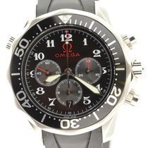 Omega Seamaster Olympics Edition Men's Chronograph Automatic