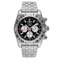 Breitling Men's Chronomat GMT Watch