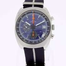 Lemania Vintage Chronograph  Automatic Watch MINT