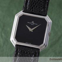 Baume & Mercier Lady 18k (0,750) Weissgold Handaufzug...