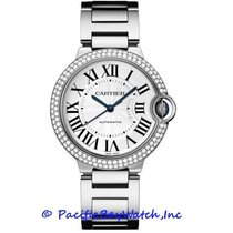 Cartier Ballon Bleu Mid-Size WE9006Z3 Pre-Owned