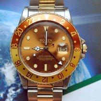 Rolex [SERVICE+24 Mon.] GMT Master II, Tiger Eye / Tigerauge...