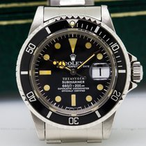 Rolex 1680 Submariner 1680 TIFFANY & CO SS / Bracelet...