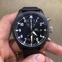 IWC Pilot Chronograph Top Gun Ceramic IW3890-01