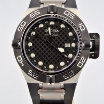 Invicta Subaqua Noma IV Gmt Model 1153 Stainless Steel Swiss...