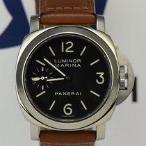 Panerai Luminor Limited Full Set Stahl Sandwichblatt PAM 111