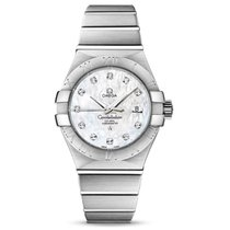 Omega Constellation Omega Co-Axial 31 mm