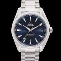 Omega Seamaster Aqua Terra 150M Blue Steel 41.5mm - 231.10.42....