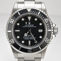 Rolex Sea-Dweller / Date / Stainless Steel / 16600