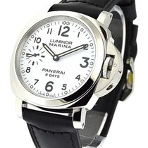 Panerai PAM00563 PAM 563 - Luminor Marina 8 Days Acciaio...