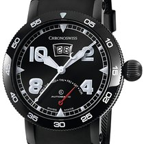 Chronoswiss Timemaster Retrograde Day Ref. CH-8145-BK