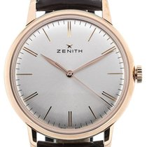 제니트 (Zenith) Elite 42 Automatic Silver Dial