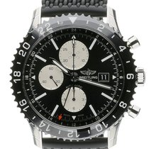 Breitling Y2431012/BE10/256S Chronoliner Men's Watch