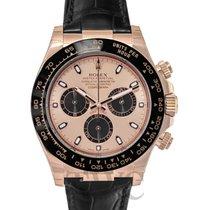 ロレックス (Rolex) Daytona Rose Gold/Leather 40mm - 116515 LN
