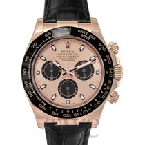 롤렉스 (Rolex) Daytona Rose Gold/Leather 40mm - 116515 LN
