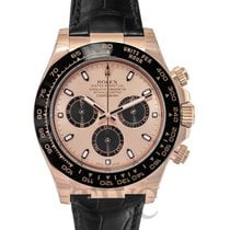 ロレックス (Rolex) Daytona Rose Gold/Leather 40mm - 116515 LN
