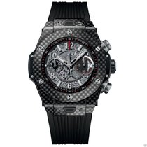 Hublot Big Bang UNICO 45mm 411.QX.1170.RX Carbon Fiber NEW...