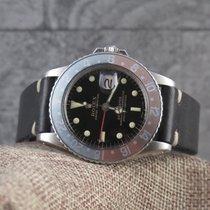 Ρολεξ (Rolex) 1675 GILT GMT Master, fat font insert-Stunning...