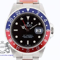 Rolex GMT-Master II Pepsi 16710 Box & Papers SERVICED 2002