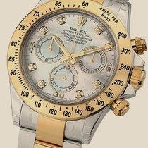 Rolex Daytona Cosmograph 40mm Steel and Yellow Gold 116523...