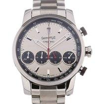 Eberhard & Co. Chrono4 Grande Taille 43 Chronograph White...