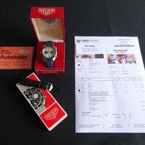 Heuer Autavia Automatic Chronograph Jo Siffert von 1974 Full-Set