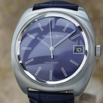 IWC International Watch Co 1970 Electronic F300Hz Stainless...