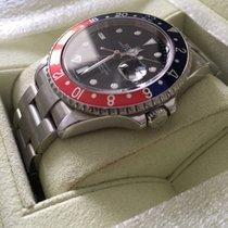 Rolex GMT-Master II, REF 16710 BLRO, Kal. 3186, Stick Dial, Z-...