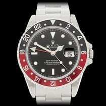 Ρολεξ (Rolex) GMT-Master II Coke Stainless Steel Gents 16710 -...