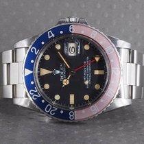 Rolex GMT-Master - Matte Mk1 - 1984 - B/P