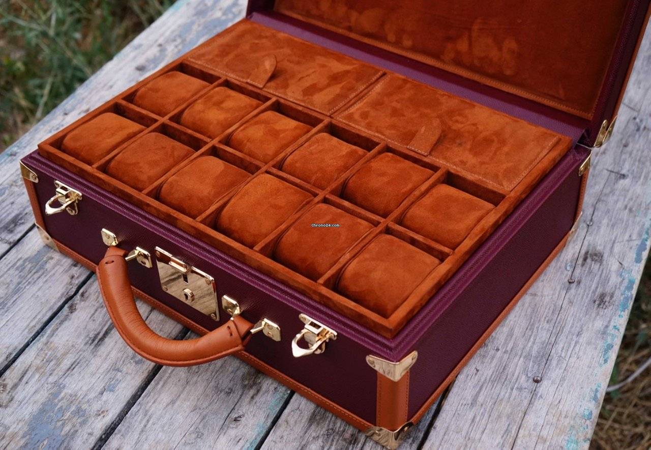 Bosphorus Leather Watch Trunk for Php 82 7b0f9e6ed9bf5