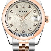 Rolex Datejust 31mm Stainless Steel and Rose Gold 178241...