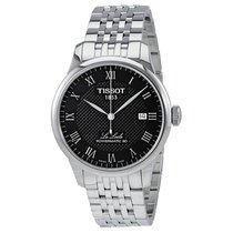 Tissot Men's T0064071105300  T-Classic Le Locle Watch