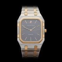 Audemars Piguet Royal Oak Quartz Stainless Steel/18k Yellow...