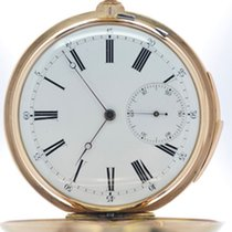 E. Bourquin & Fils Mans Pocket Watch Savonette 1/4 - Repeater